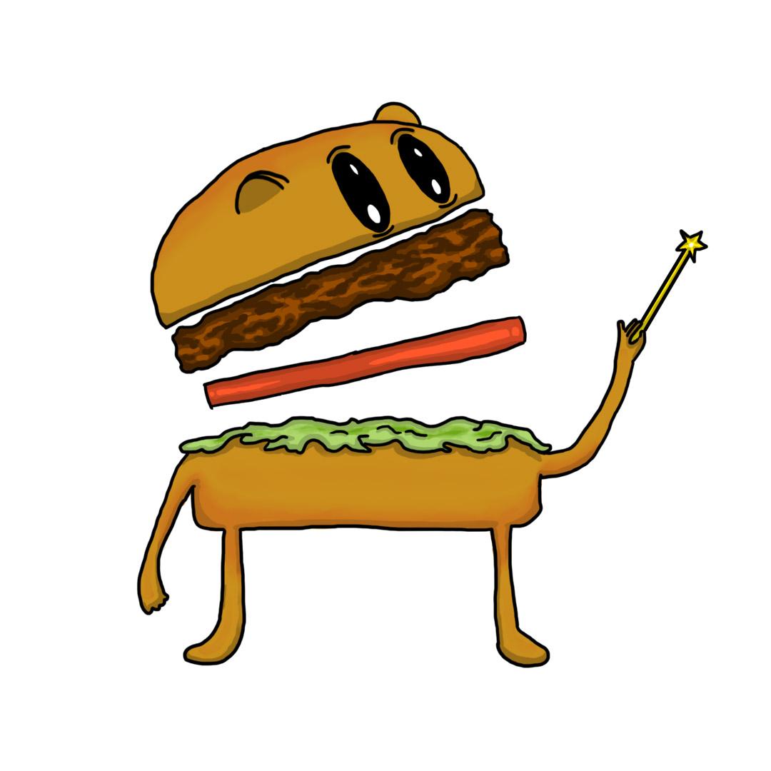 Sandwich magique